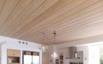 Ламинат на потолке: как установить и что из этого выйдет