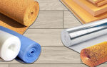 Какую подложку под ламинат выбрать: синтетическую или натуральную?