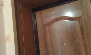 Особенности дверных откосов из ламината