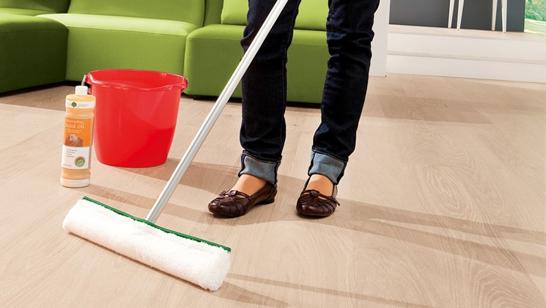 Чем отмыть ламинат в домашних условиях 587