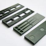 Пластиковые клинья для укладки ламината