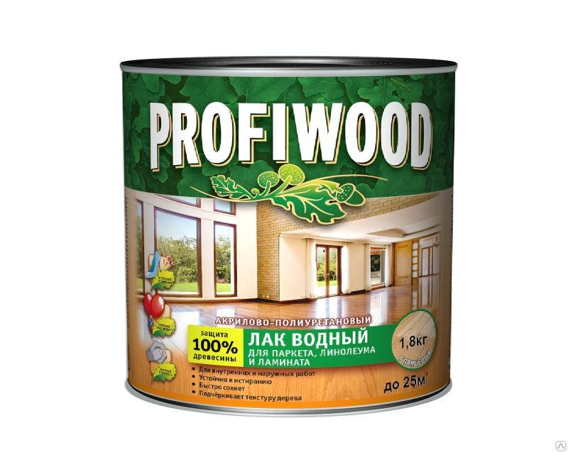 Акрилово-полиуретановый лак для ламината Profiwood