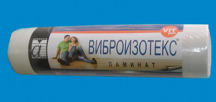 Виброизотекс-ламинат