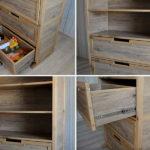 Детский шкафчик из ламината