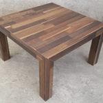 Журнальный столик из ламината
