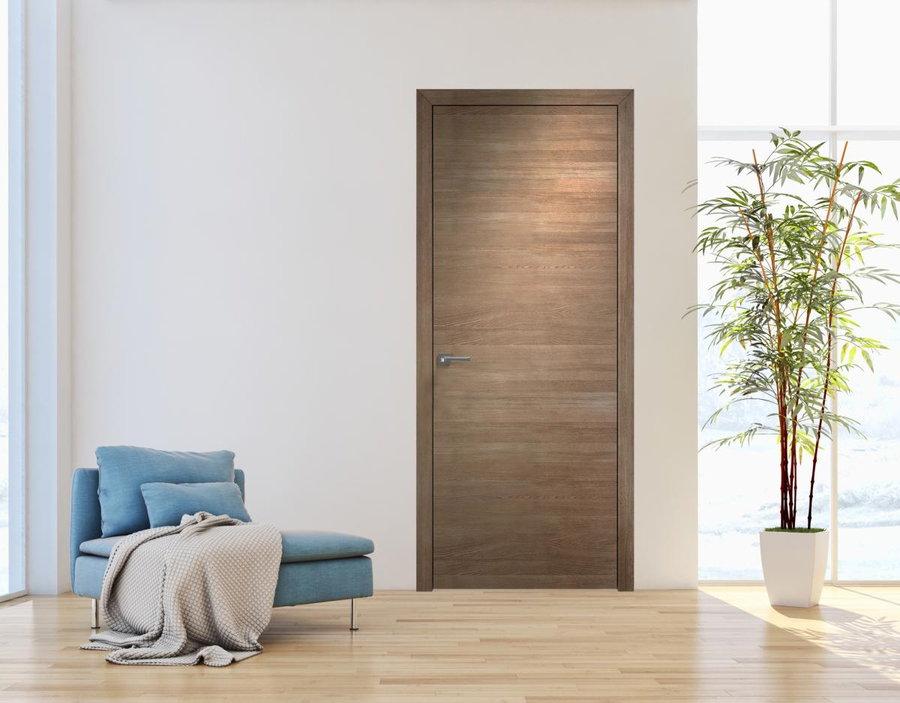 Подбор цвета двери под пол и стены